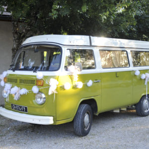 Bus VW Combi : Le retour des mariages 2020 !